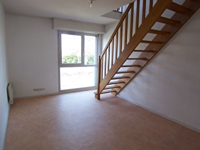 Location T1 BIS DUPLEX - 32 m²- 1 chambre -  Location Immobilier Rennes Location